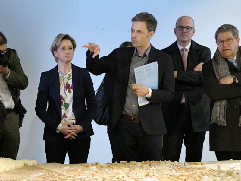 M. Bayer Baukoordination und Wohnraum-Allianz in Zürich