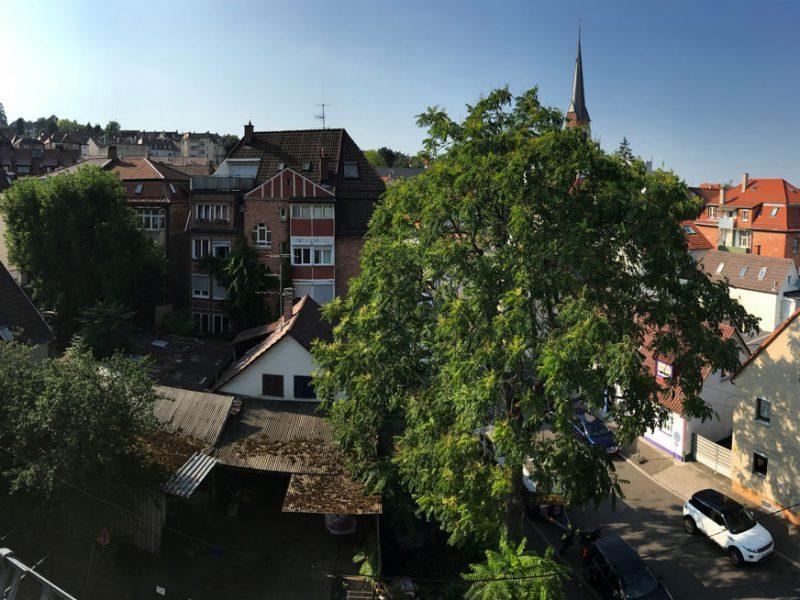 Neubauprojekt Mehrfamilienhaus Eigentumswohnungen Stuttgart Gablenberg