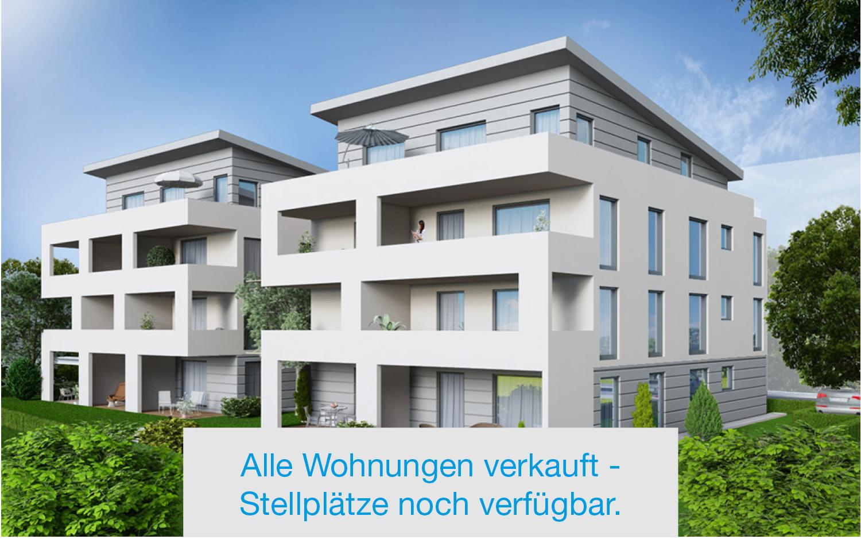 M. Bayer Baukoordination - Bauprojekt Gartenstraße Deizisau - alle Wohnungen verkauft