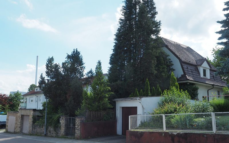 M. BAYER Baukoordination: Neubauprojekt Altbach auf dem Grundstück eines leerstehenden Einfamilienhauses