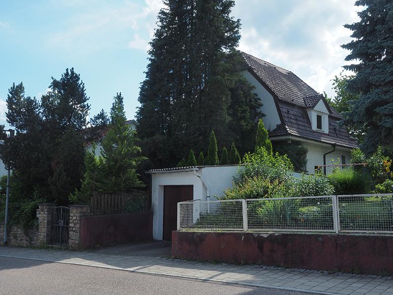 M. BAYER Baukoordination: Neubauprojekt Altbach auf dem Grundstück eines alten Einfamilienhauses