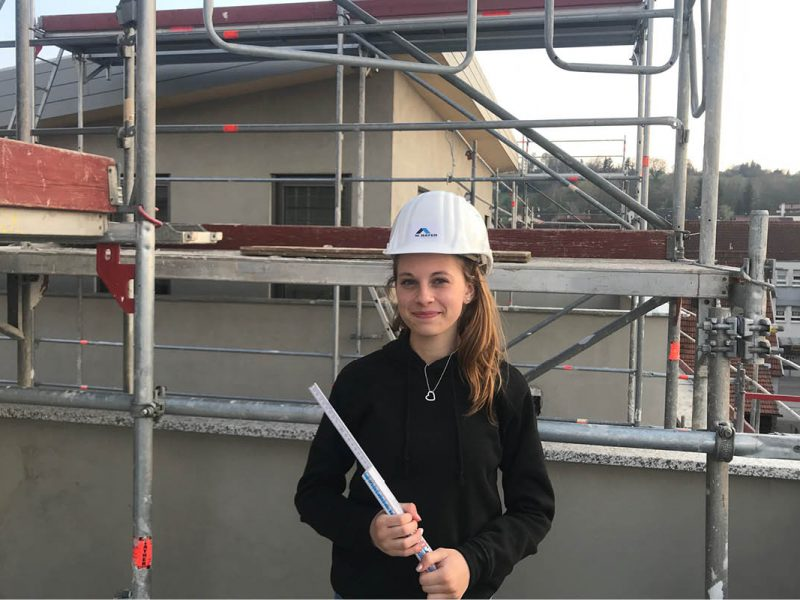 Girls Day bei M. Bayer Baukoordination