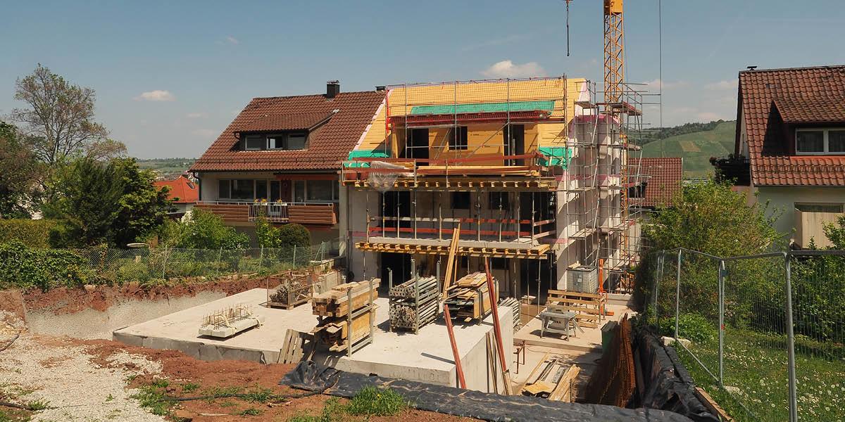 M. BAYER Baukoordination Eigentumswohnungen in Stuttgart-Wangen