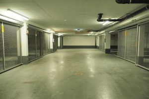 M. BAYER Baukoordination: Neubau Deizisau - Tiefgarage innen
