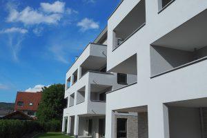 M. BAYER Baukoordination: Neubau Deizisau - Gartenansicht