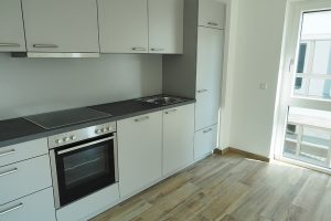 M. BAYER Baukoordination: Neubau Deizisau - Ansicht Wohnung Küche