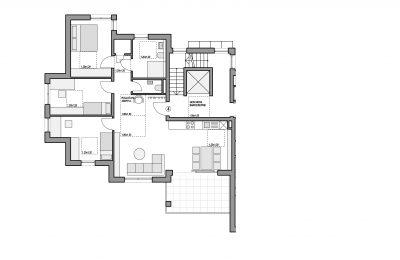 Grundriss Eigentumswohnung 4 Altbach