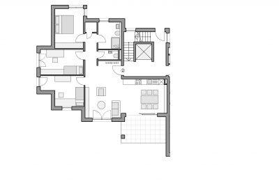 Grundriss Eigentumswohnung 2 Altbach