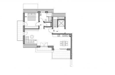 Grundriss Eigentumswohnung 6 Altbach