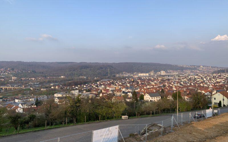Baubeginn Deizisau Neubauprojekt Ob der Steige M. Bayer Baukoordination