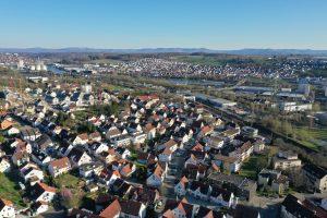 M. BAYER Baukoordination: Mehrfamilienhaus in Altbach: Umgebung