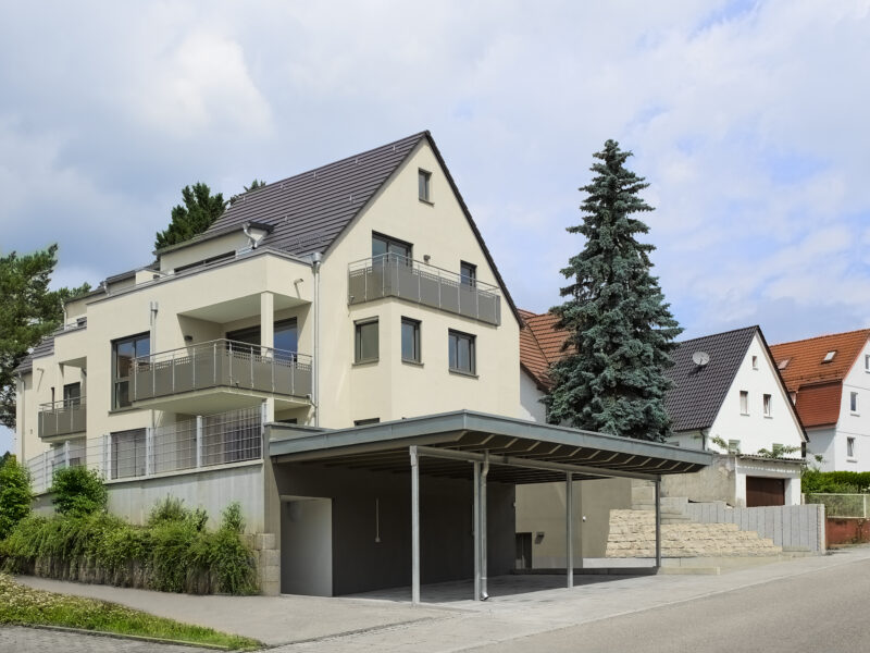 Neubauprojekt Altach fertiggestellt